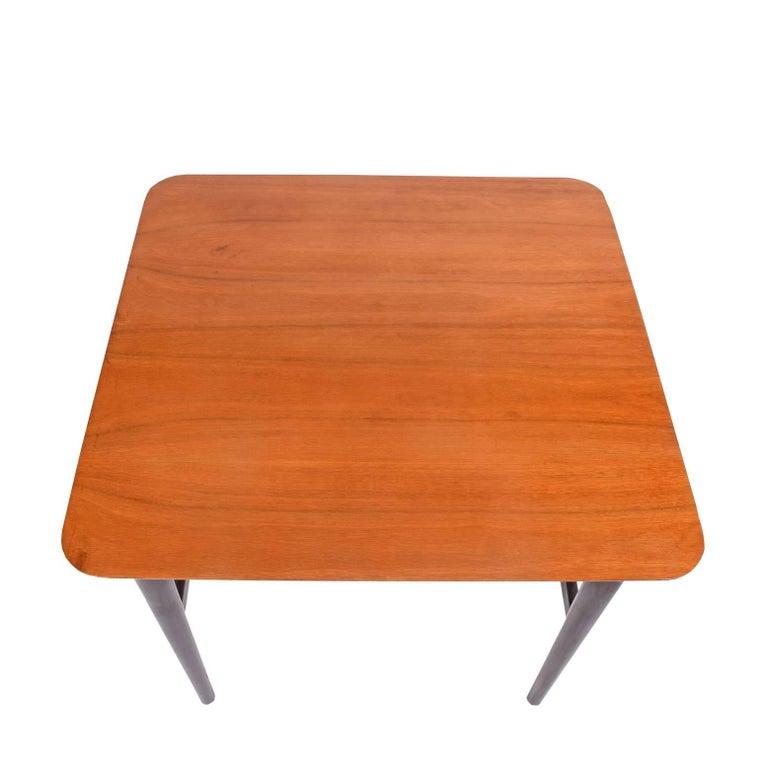Finn Juhl Side Table #527 for Baker In Good Condition For Sale In Dallas, TX
