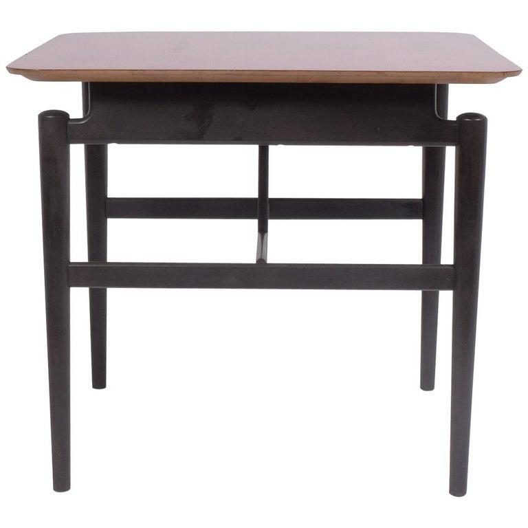 Finn Juhl Side Table #527 for Baker For Sale