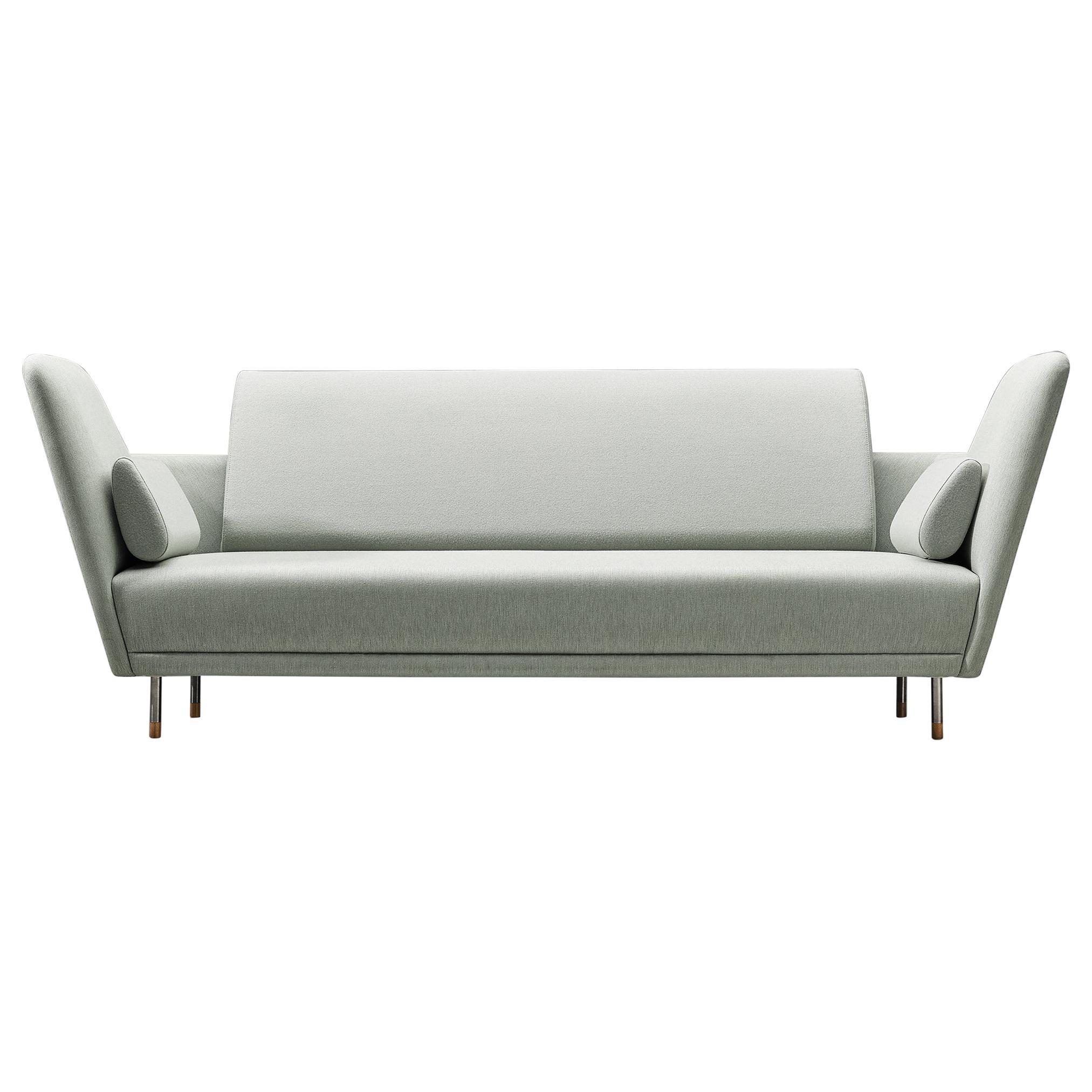 Finn Juhl Sofa '57' in Fabric Upholstery