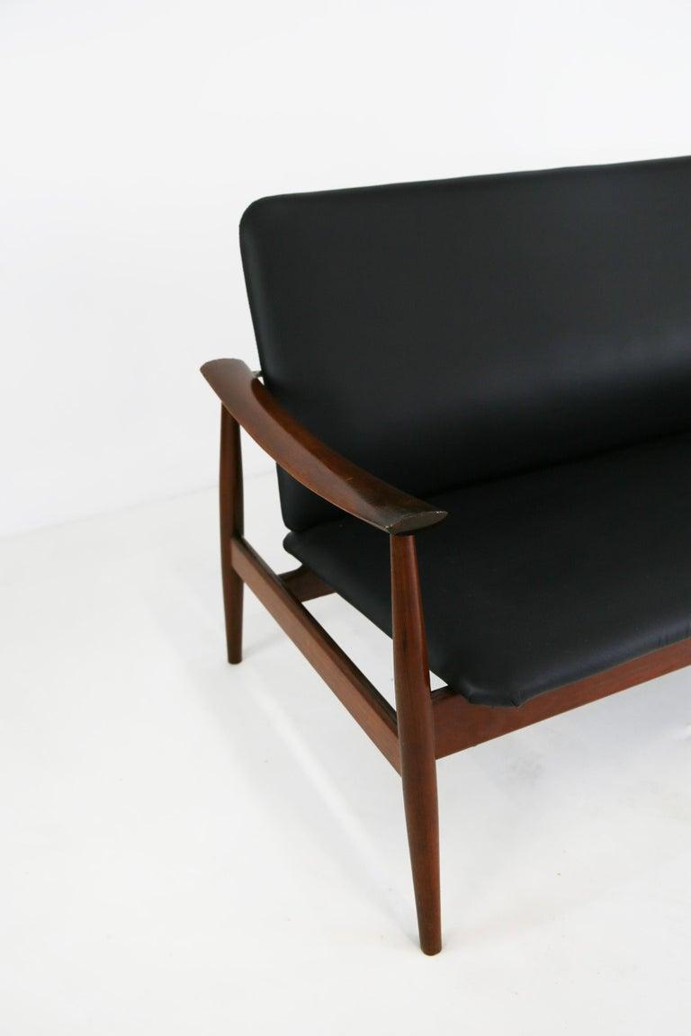 Danish Finn Juhl Sofa Model 138 For Sale
