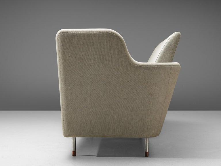 Steel Finn Juhl Sofa Model