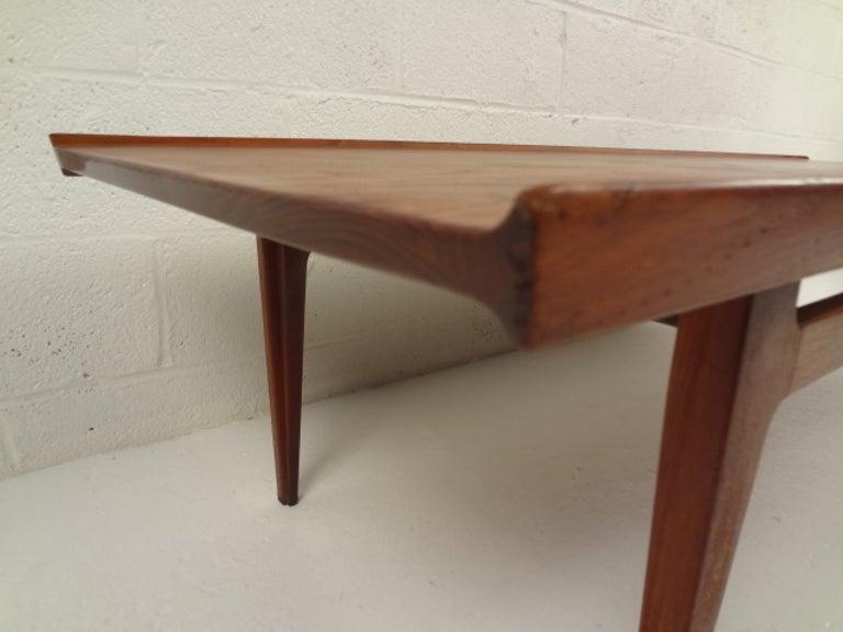 Mid-Century Modern Finn Juhl Sofa Table by France & Son For Sale