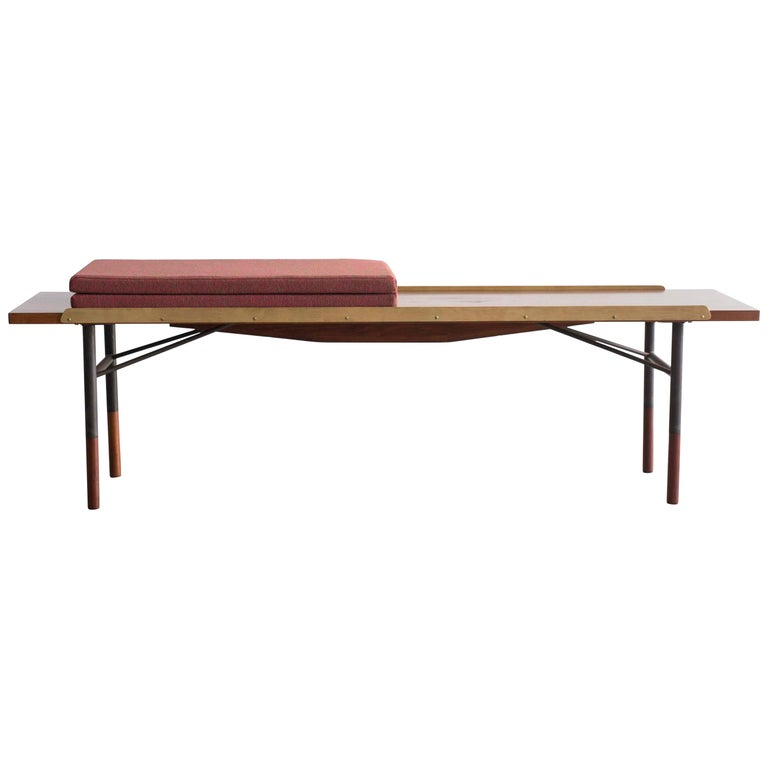 Finn Juhl Teak Bench for Bovirke, 1953