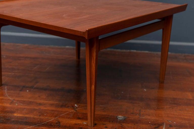 Mid-20th Century Finn Juhl Teak Coffee Table For Sale