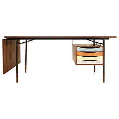 Finn Juhl Teak Writing Desk