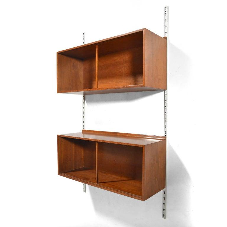 American Finn Juhl Wall-Mounted Cabinets by Baker For Sale