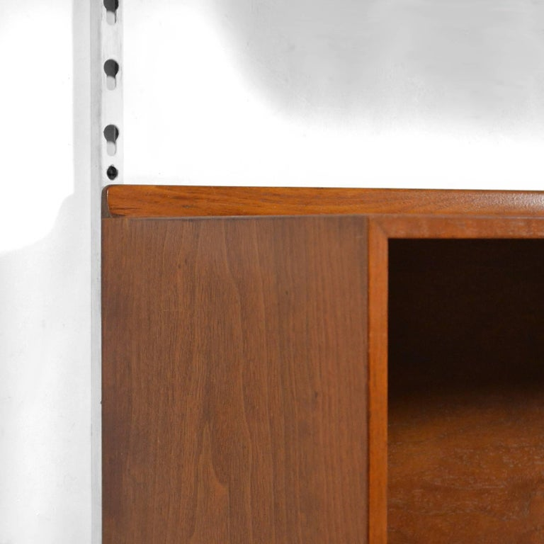 Mid-20th Century Finn Juhl Wall-Mounted Cabinets by Baker For Sale