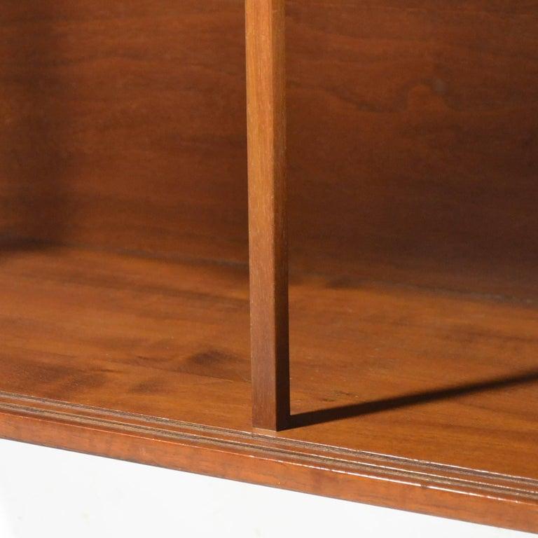Steel Finn Juhl Wall-Mounted Cabinets by Baker For Sale