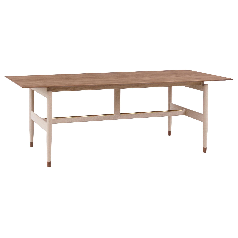 Finn Juhl Wood Kaufmann Table
