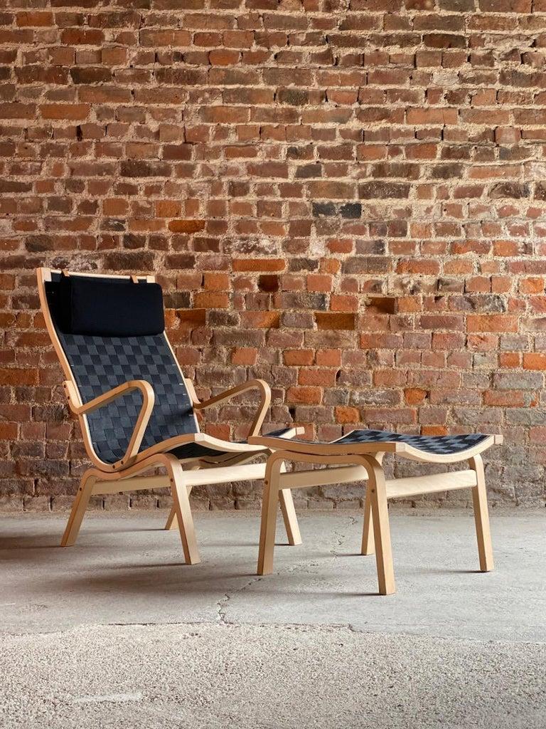 Beech Finn Ostergaard Albert Chair Model 4100 Danish Midcentury