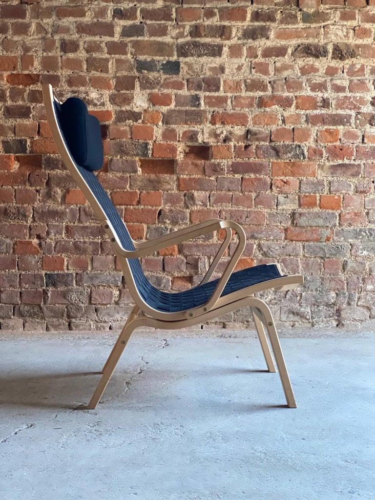 Finn Ostergaard Albert Chair Model 4100 Danish Midcentury 1