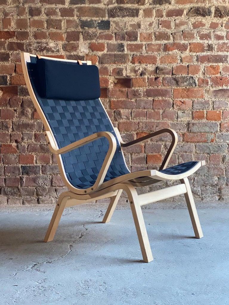 Finn Ostergaard Albert Chair Model 4100 Danish Midcentury 2