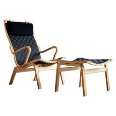 Finn Ostergaard Albert Chair Model 4100 Danish Midcentury