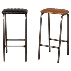 Finsbury Backless Counter Stools, 20th Century