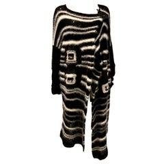 Fintan Mulholland A/W 16 Nephilm Knit Jacket