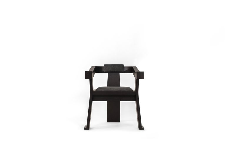 British Fiona Carver Chair For Sale