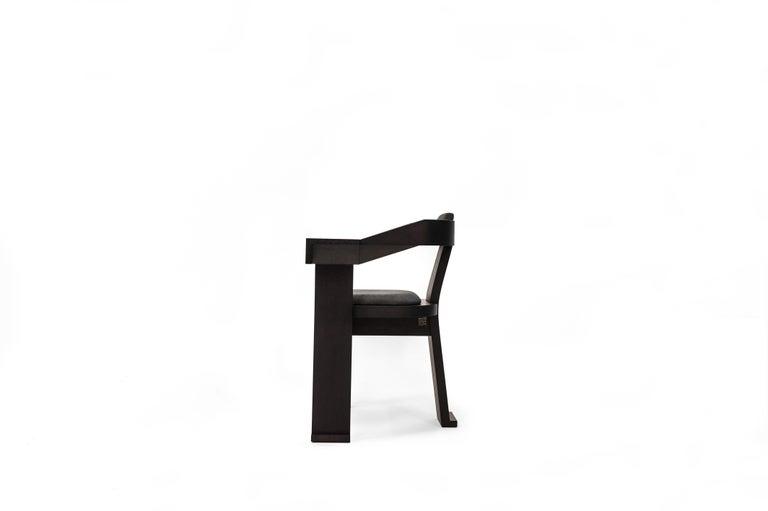 Contemporary Fiona Carver Chair For Sale