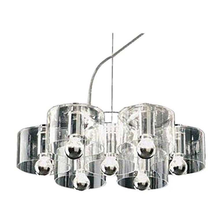 Fiore Suspension Lamp by Marta Laudani & Marco Romanelli for Oluce For Sale
