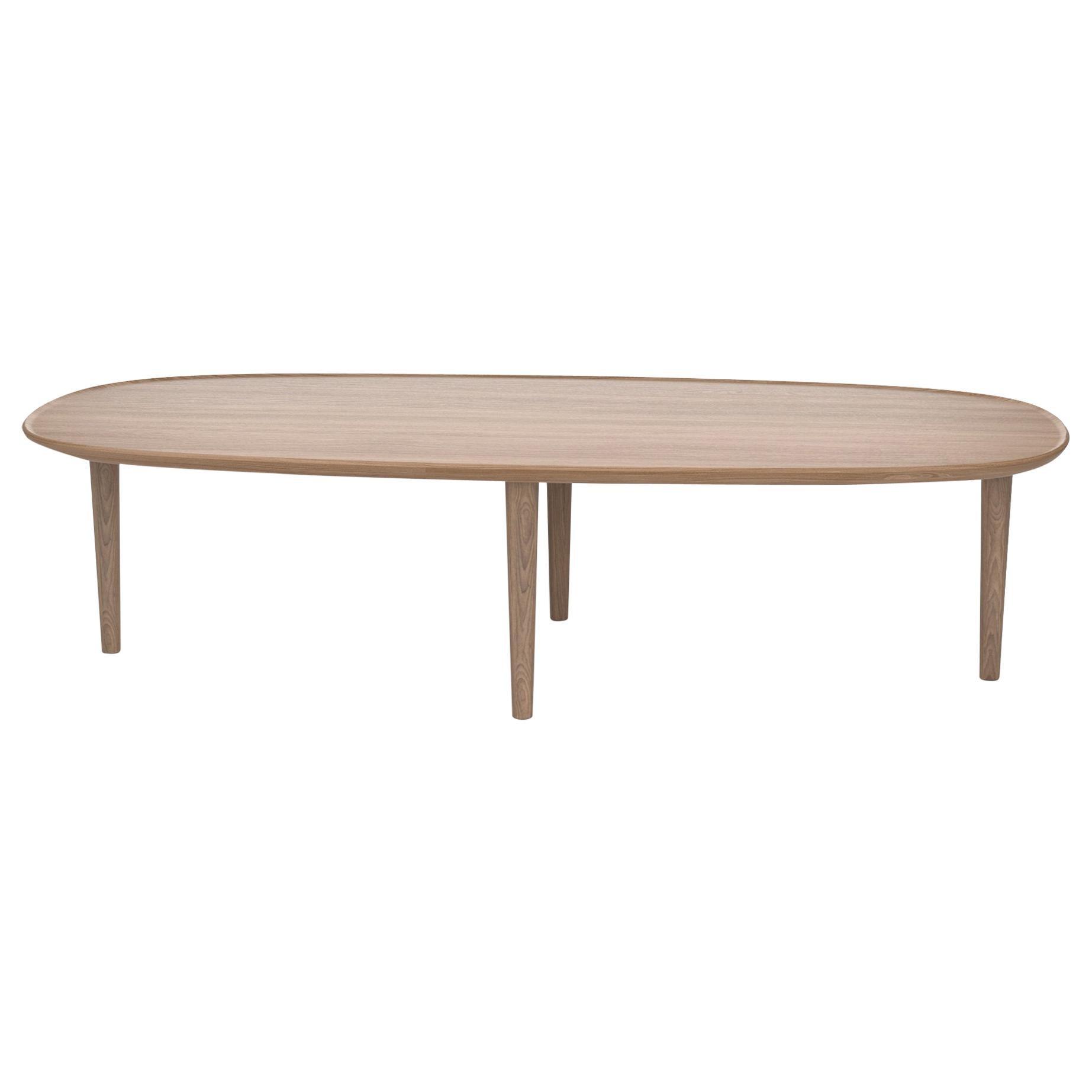 Fiori Table 140, Dark Oak