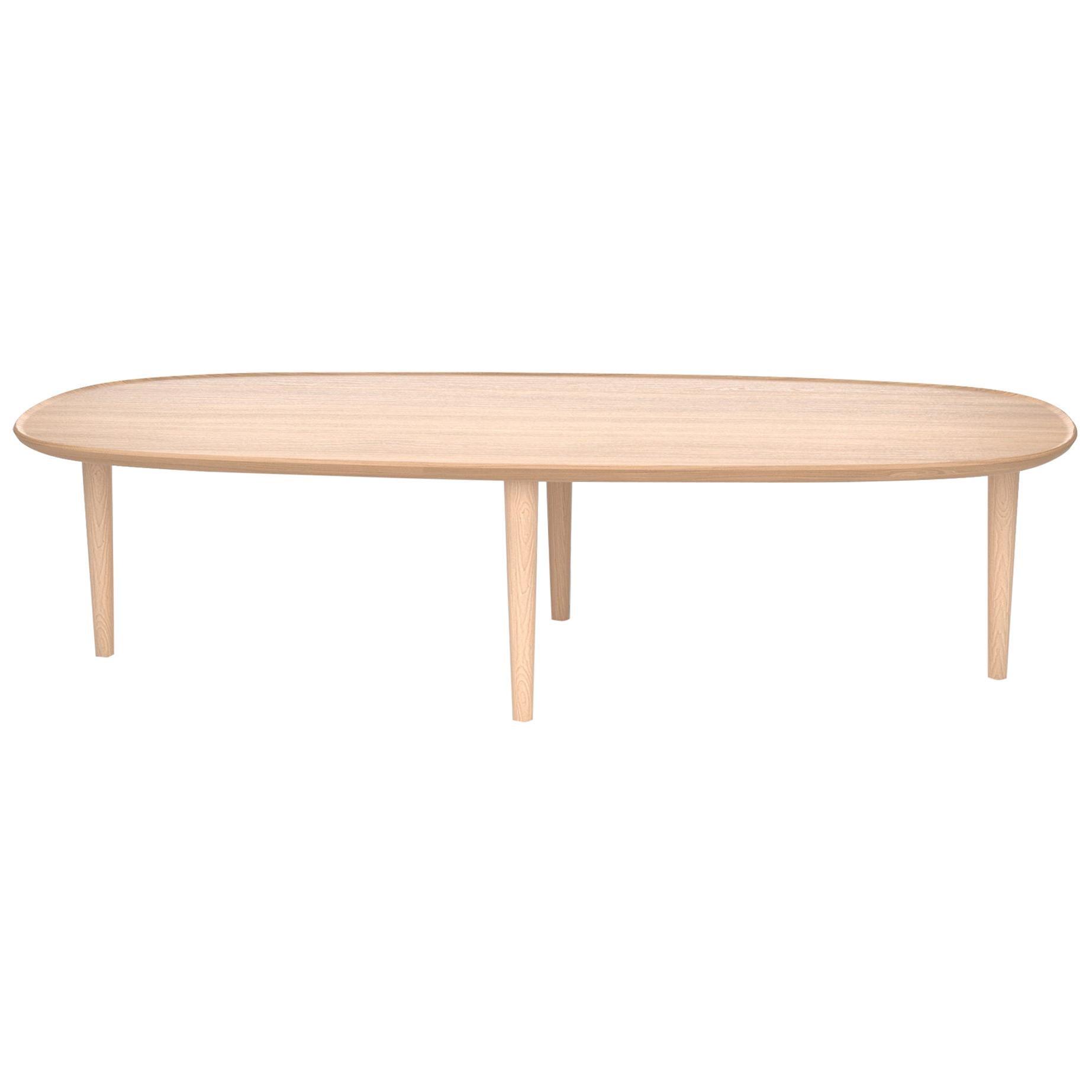 Fiori Table 140, Oak