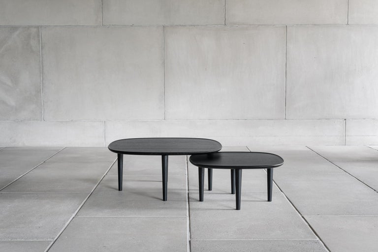 The Fiori coffee table collection is an exclusive realization of craftsmanship and artistry designed by Poiat Studio in collaboration with the designer and master cabinet maker Antrei Hartikainen. The tables epitomize the appreciation of natural