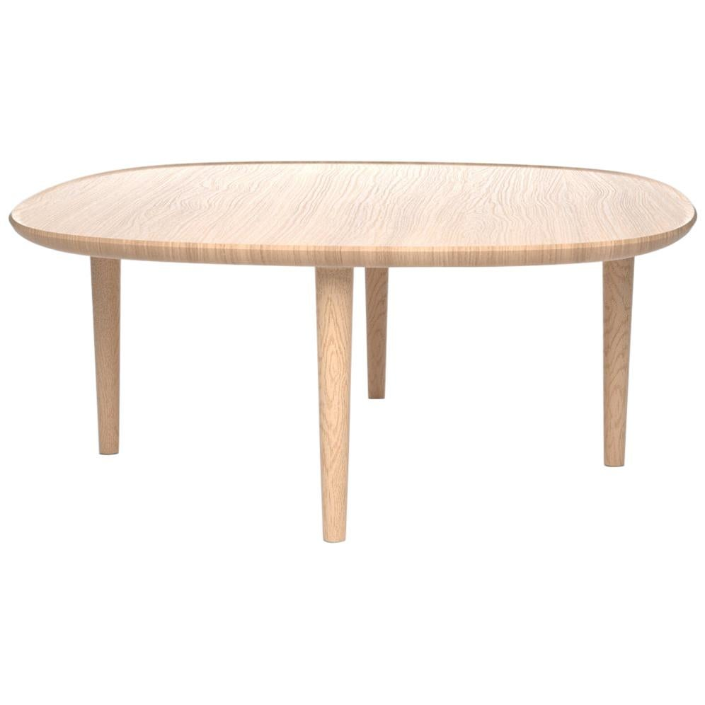 Fiori Table 85, Oak