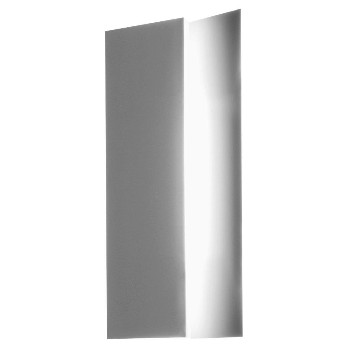 Firmamento Milano Ali LED Wall Lamp in White by Michele Reginaldi