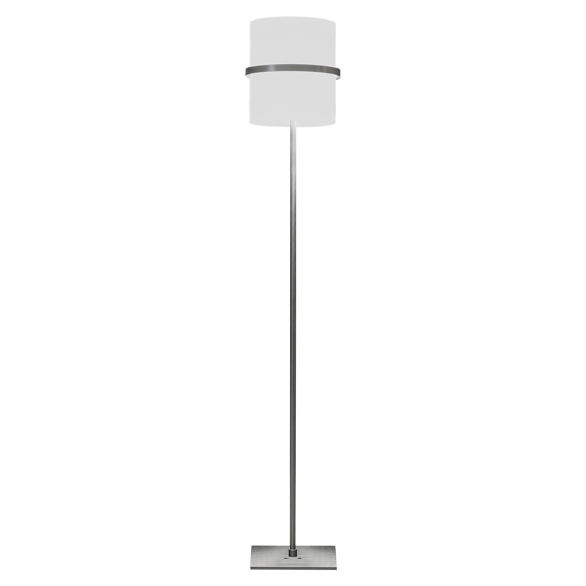 Firmamento Milano Boa Floor Lamp by Carlo Guglielmi