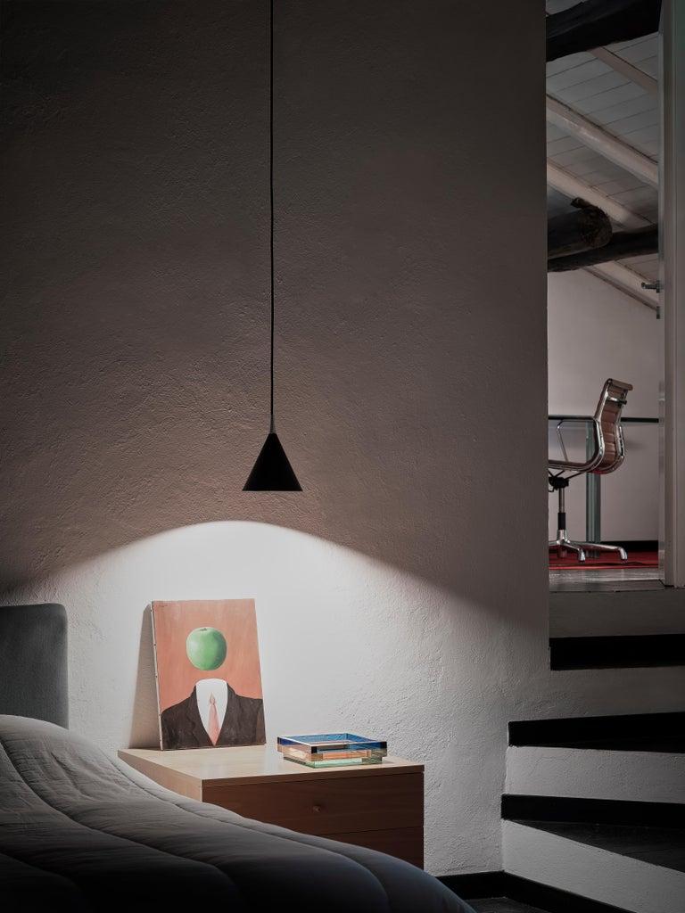 Firmamento Milano Medium Cono Pendant by Carlo Guglielmi For Sale 2