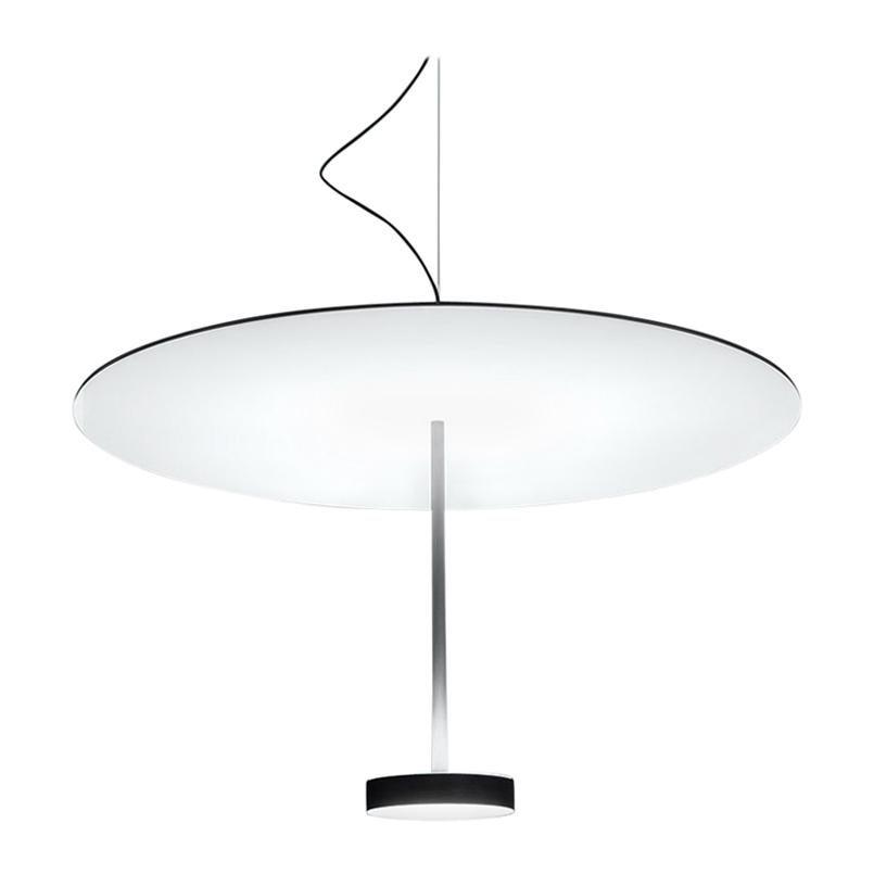 Firmamento Milano Medium White Servoluce Pendant Lamp by Park Associati