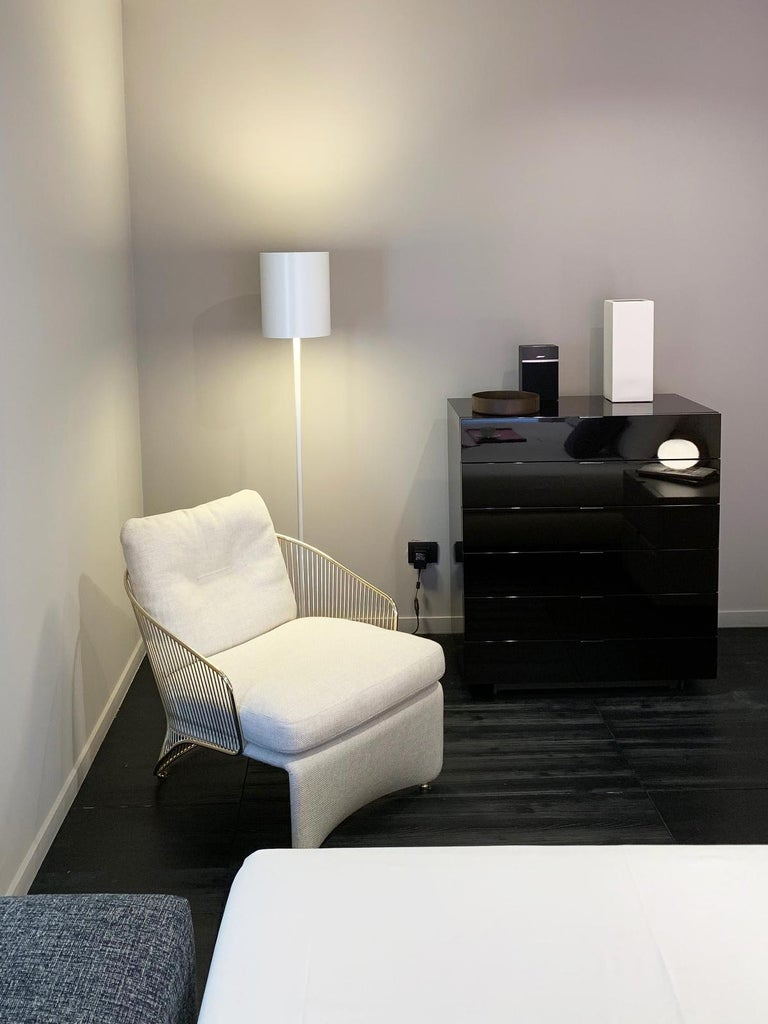 Modern Firmamento Milano Sese Floor Lamp by Carlo Guglielmi For Sale