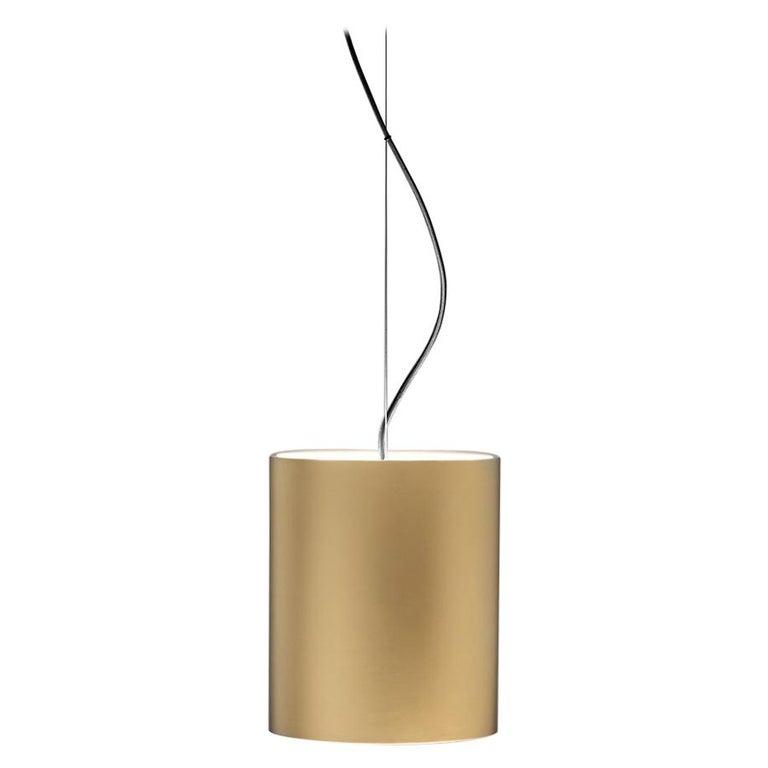 For Sale: Gold (GO — Gold) Firmamento Milano Sese Pendant Lamp by Carlo Guglielmi