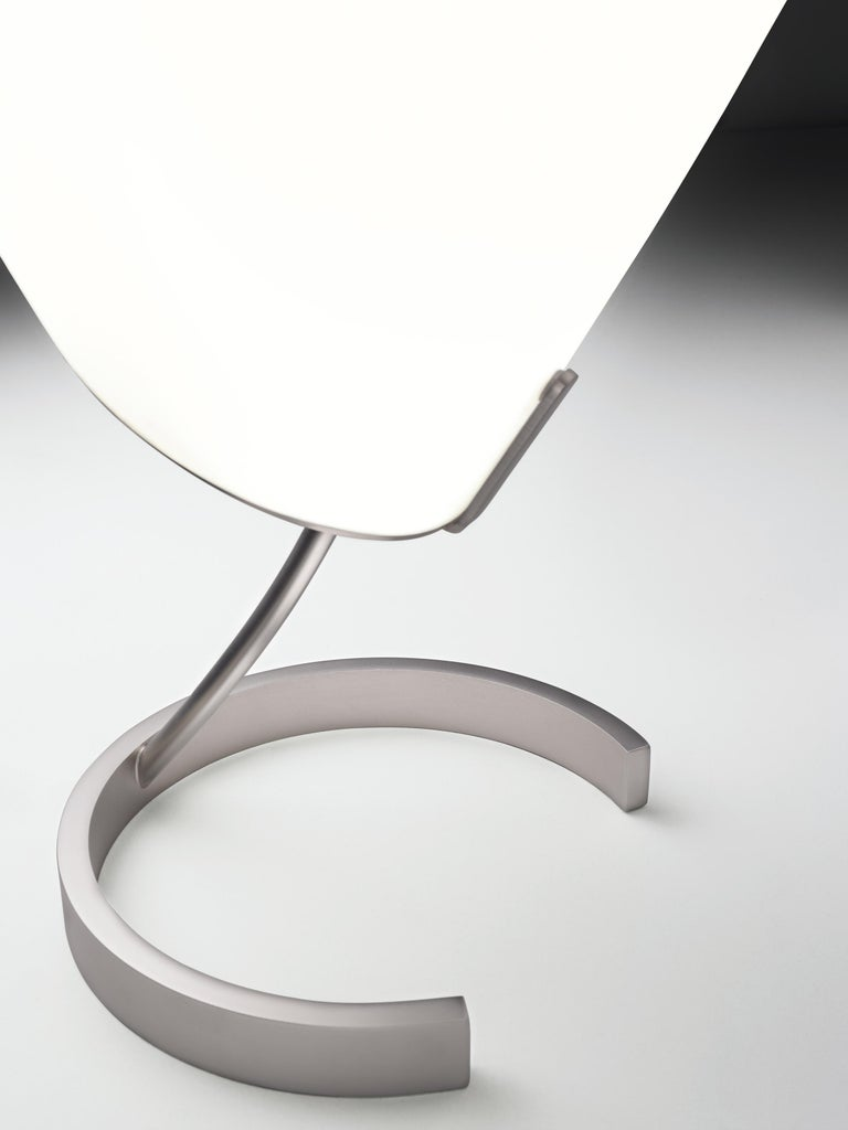 Modern Firmamento Milano Small Equilibrio Table Lamp by Michele De Lucchi For Sale