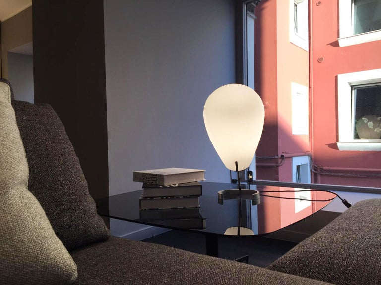 Firmamento Milano Small Equilibrio Table Lamp by Michele De Lucchi In New Condition For Sale In Milan, Milano