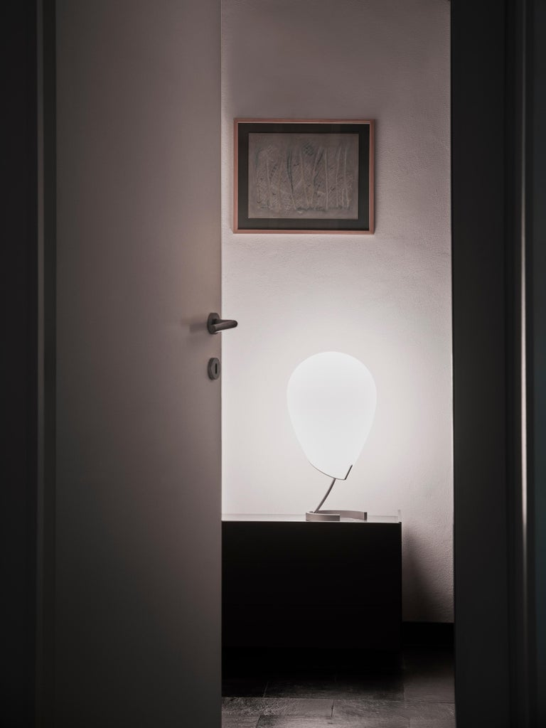 Contemporary Firmamento Milano Small Equilibrio Table Lamp by Michele De Lucchi For Sale