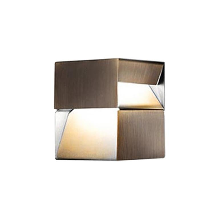 Firmamento Milano Stick Wall Lamp by Cino Zucchi For Sale