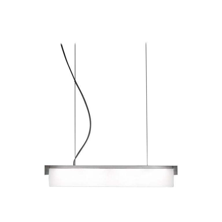 Firmamento Milano White Phi Pendant Lamp by Filippo Taidelli
