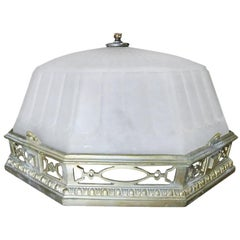 First Class Reception Ceiling Light Prop from First Class Reception Titanic 1997