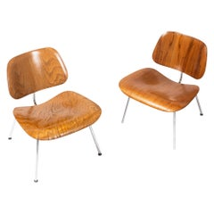 First Edition Eames Evans LCM Chairs