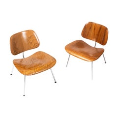 First Edition Eames LCM Chairs for Evans