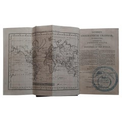 First Edition Guthrie's Geographical Grammmar in Miniature, 1807