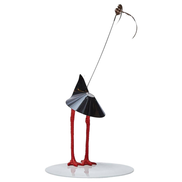 First Edition Ingo Maurer Bibibibi Table Lamp For Sale