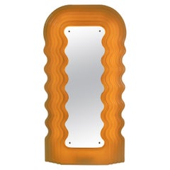 First Edition 'Ultrafragola' Mirror by Ettore Sottsass for Poltronova