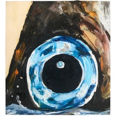 Fish Eye Painting