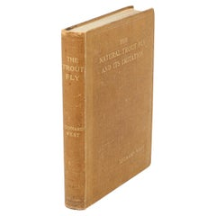 """Fishing Book, """"The Natural Trout Fly and Its Imitation"""""""
