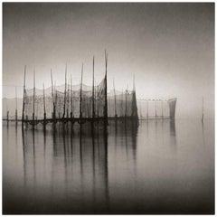 Fishing Weir Study III, Deer Island Photograph by Lisa Tyson Ennis