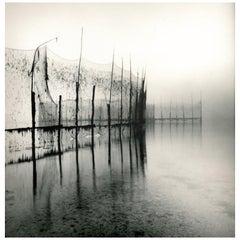 Fishing Weir Study IV, Deer Island Photograph by Lisa Tyson Ennis