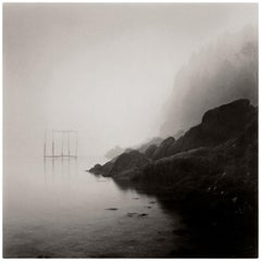 Fishing Weir Study VI, Deer Island Photograph by Lisa Tyson Ennis