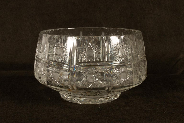 Five Crystal Bowls For Sale 4