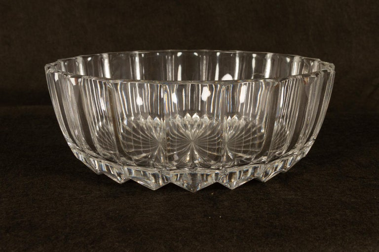 Five Crystal Bowls For Sale 2